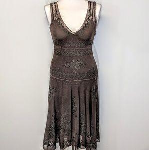 Max Studio Prairie Dress